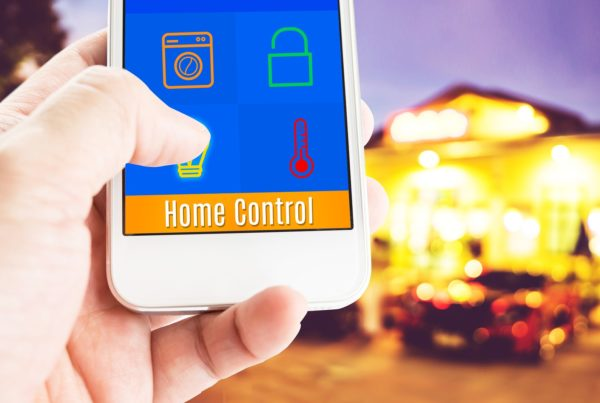 Automation Systems in Smart Homes